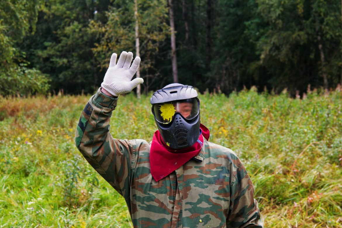 Is Paintball Safe?