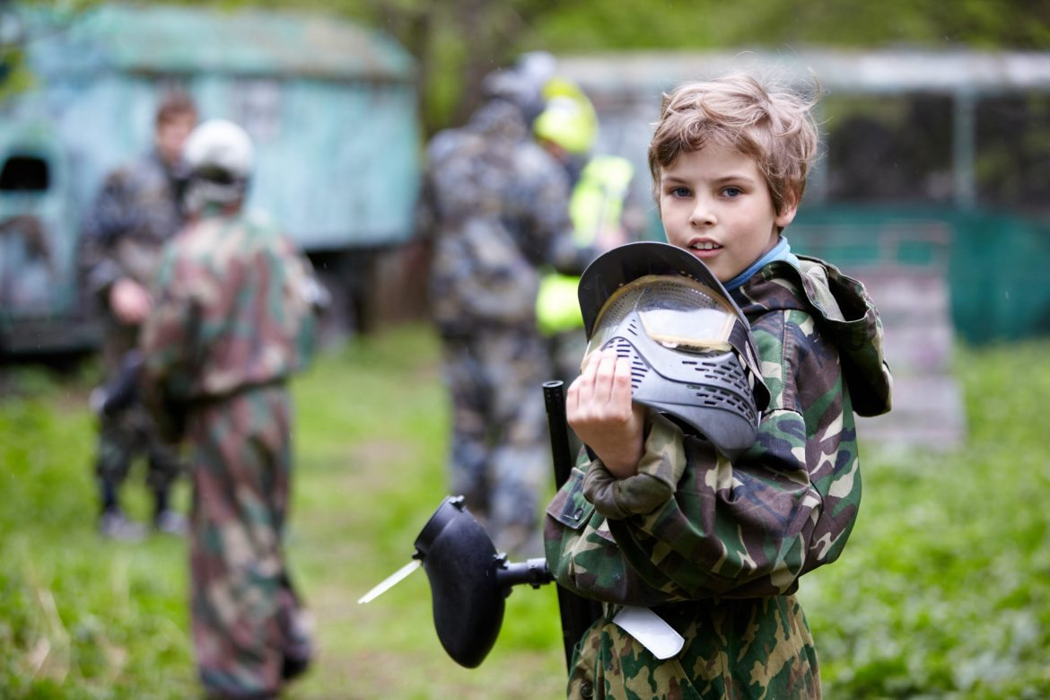 Does Paintball have an age requirement?