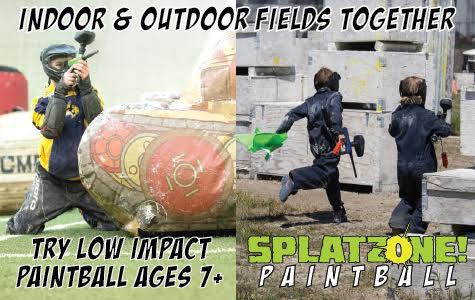 Splatzone Paintball