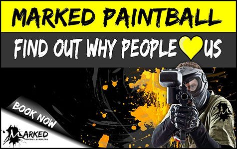 Marked Paintball